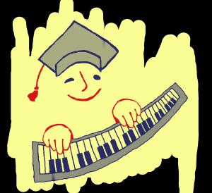 hulstacademy-piano transparant krijt